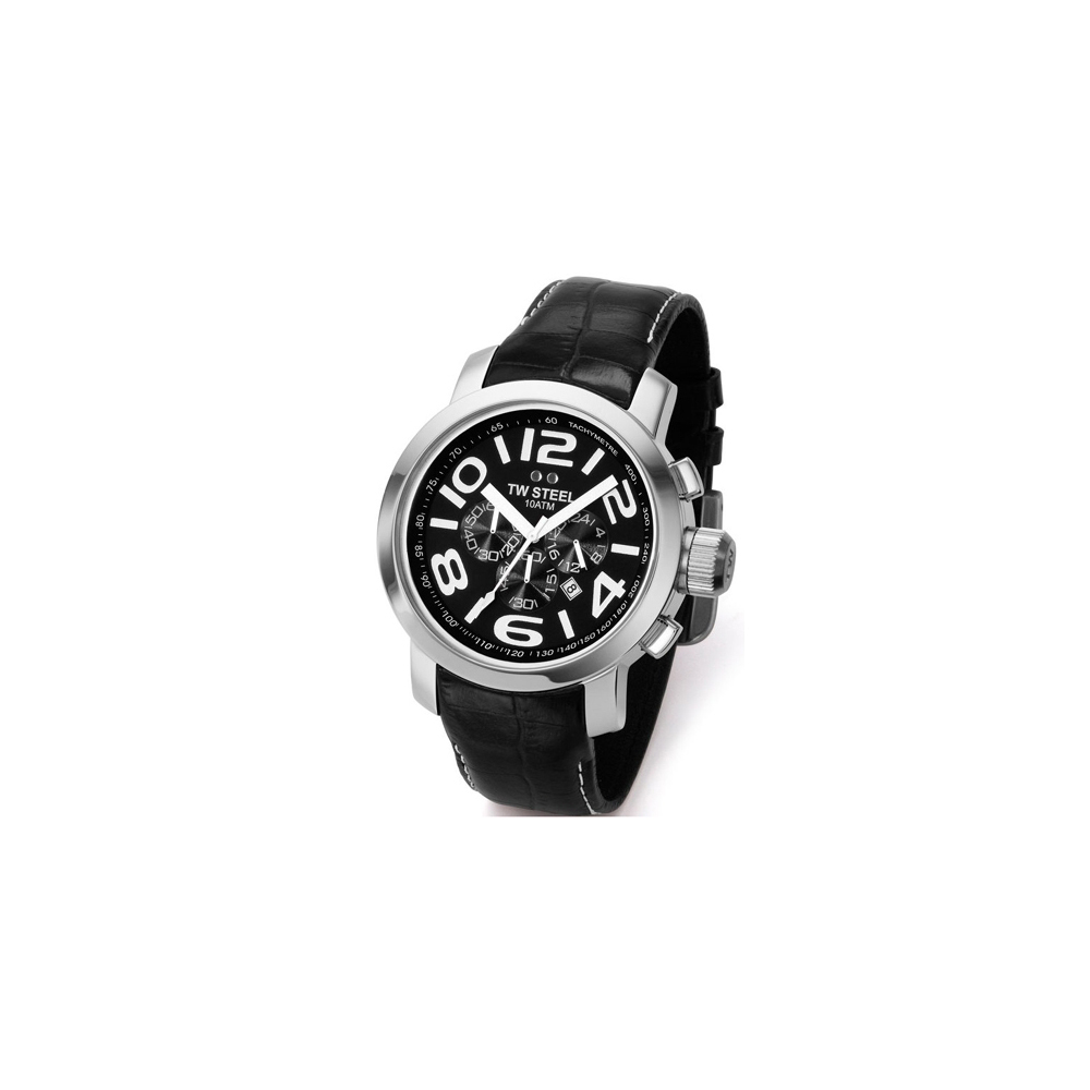 TW Steel Canteen TW-50 Mens Watch Chronograph