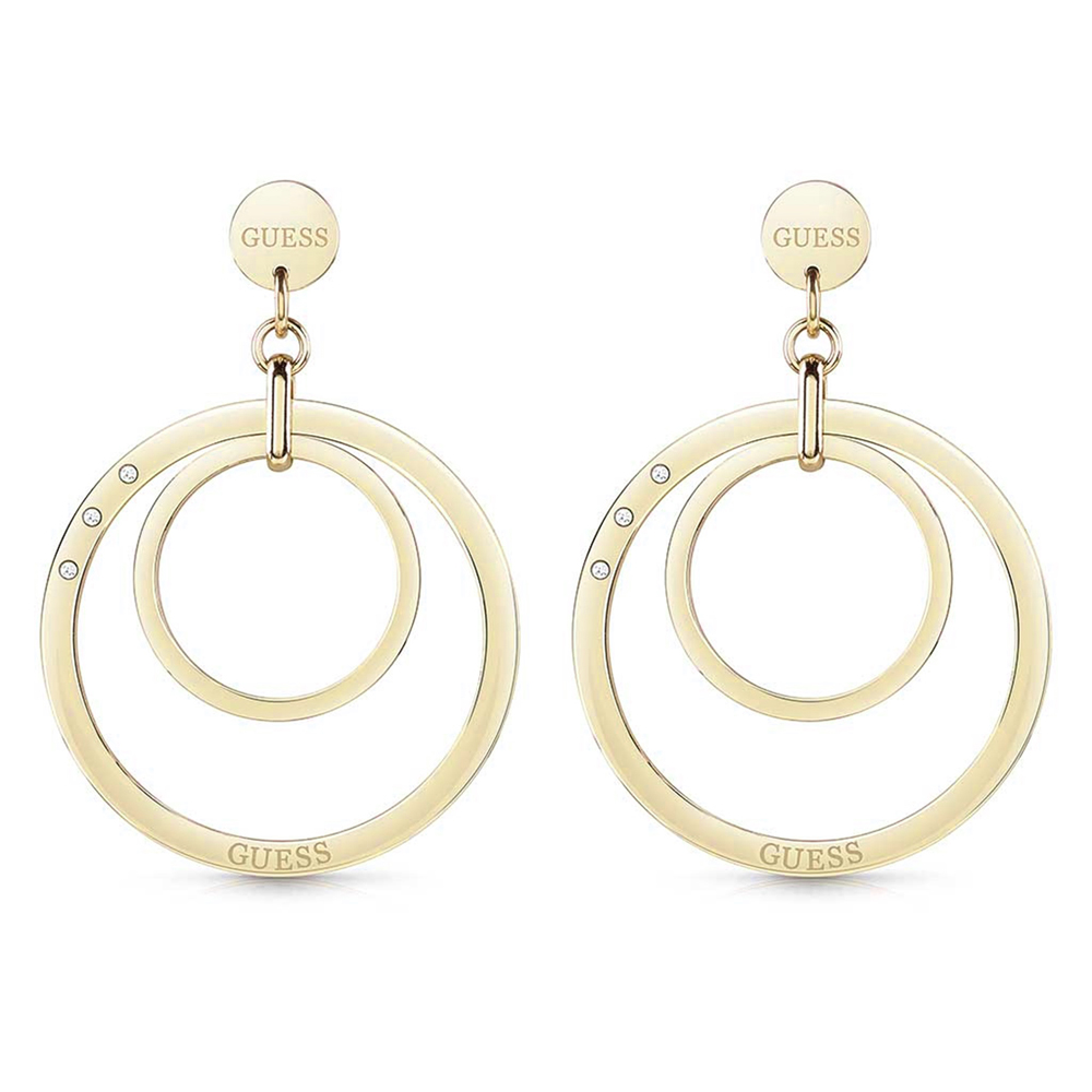 Guess Ladies Earrings UBE29023