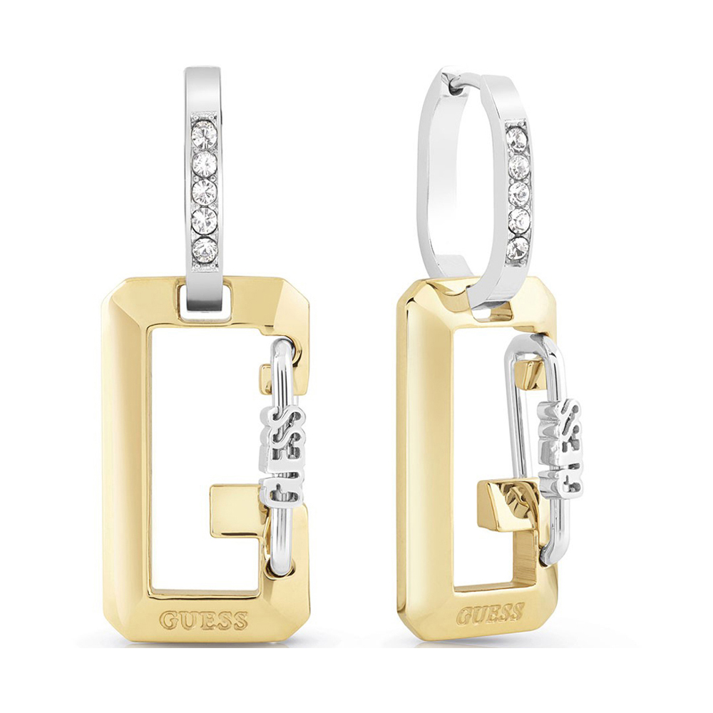 Guess Ladies Earrings UBE70082