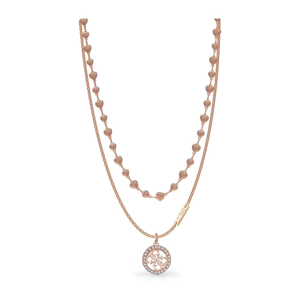 Guess Ladies Necklace UBN78011