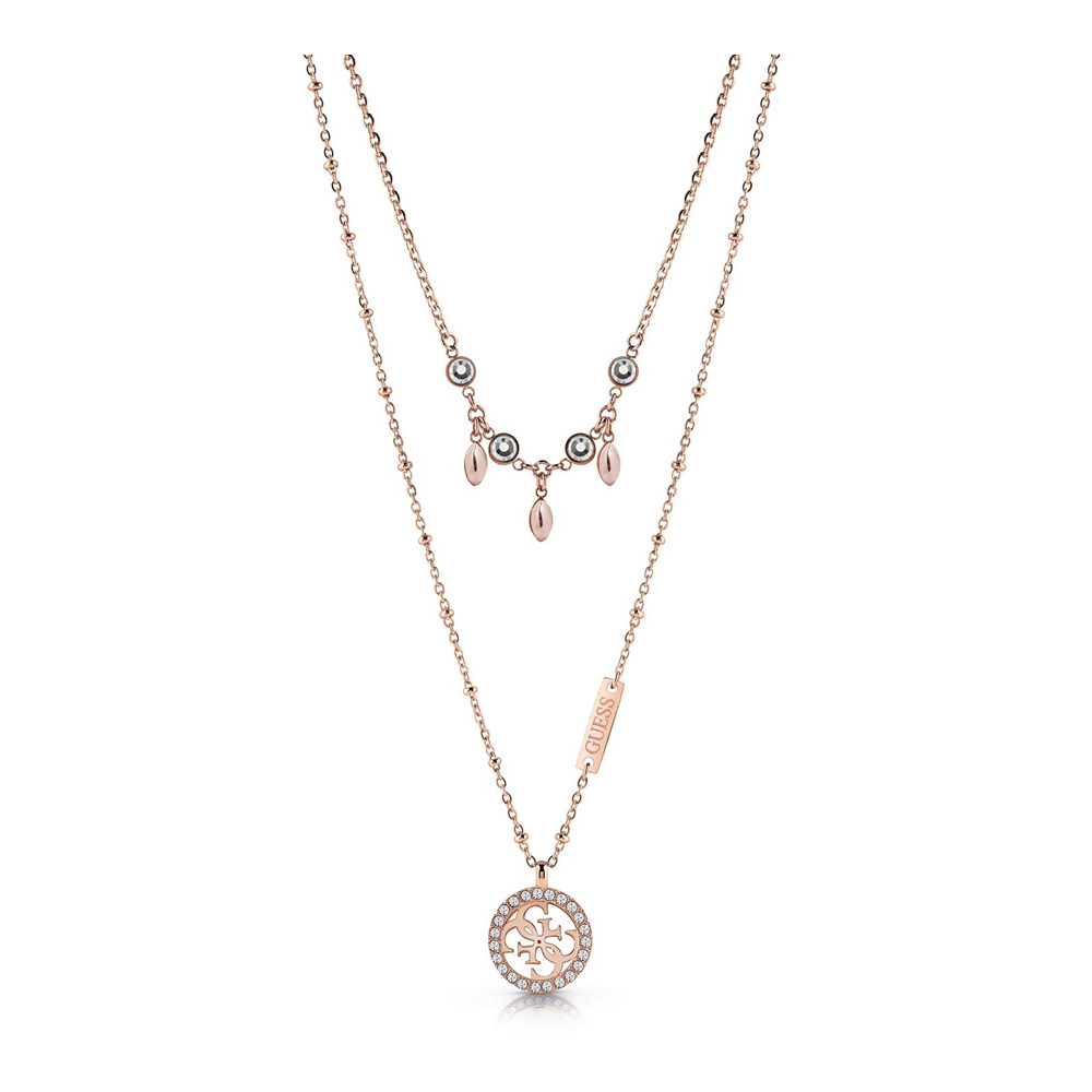 Guess Ladies Necklace UBN78020