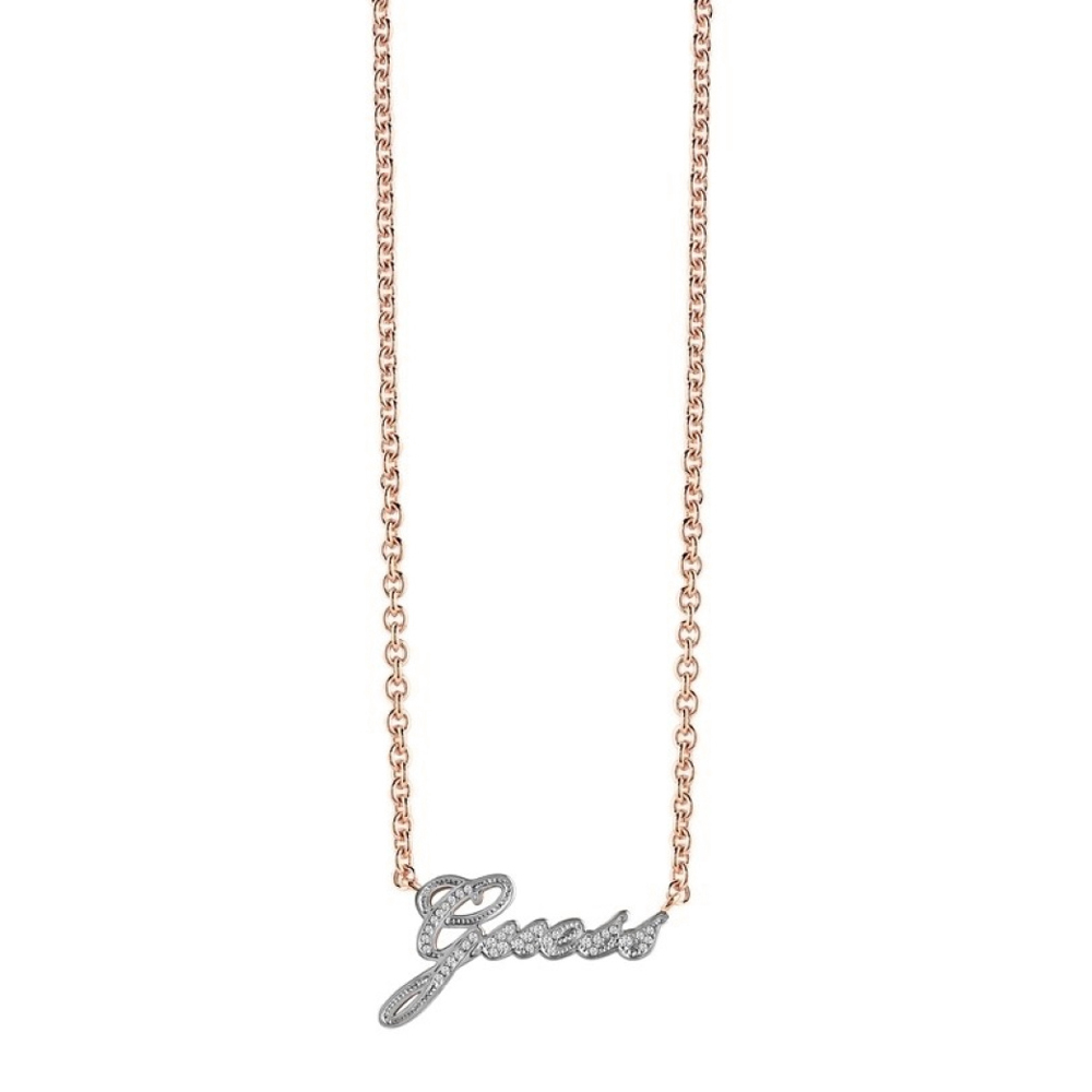 Guess Ladies Necklace UBN82055