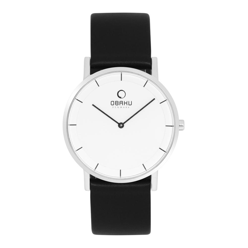Obaku Banke V143GXCIRB Mens Watch