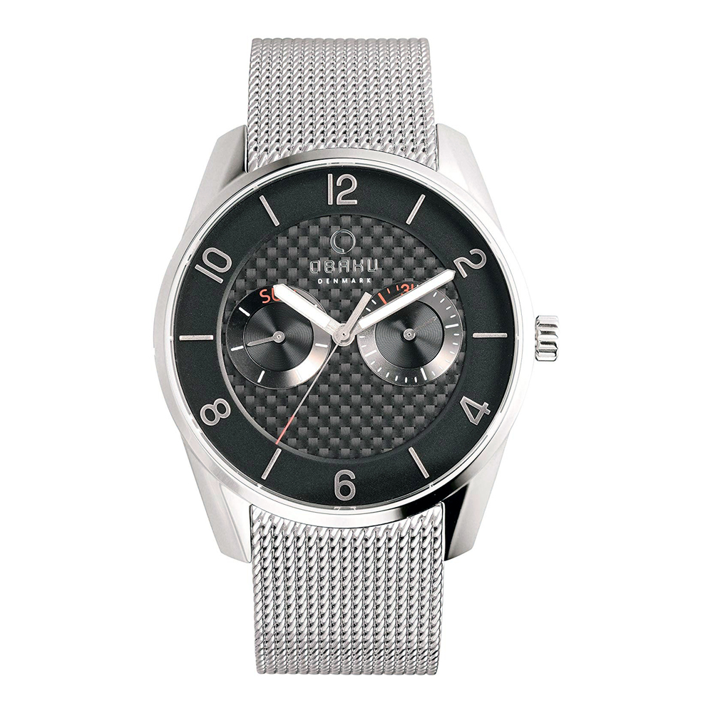 Obaku Flint V171GMCBMC Mens Watch