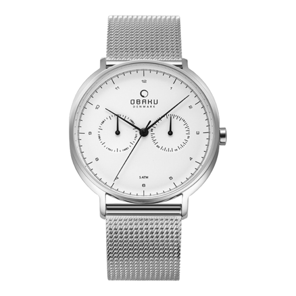 Obaku Ahorn V193GMCIMC Mens Watch