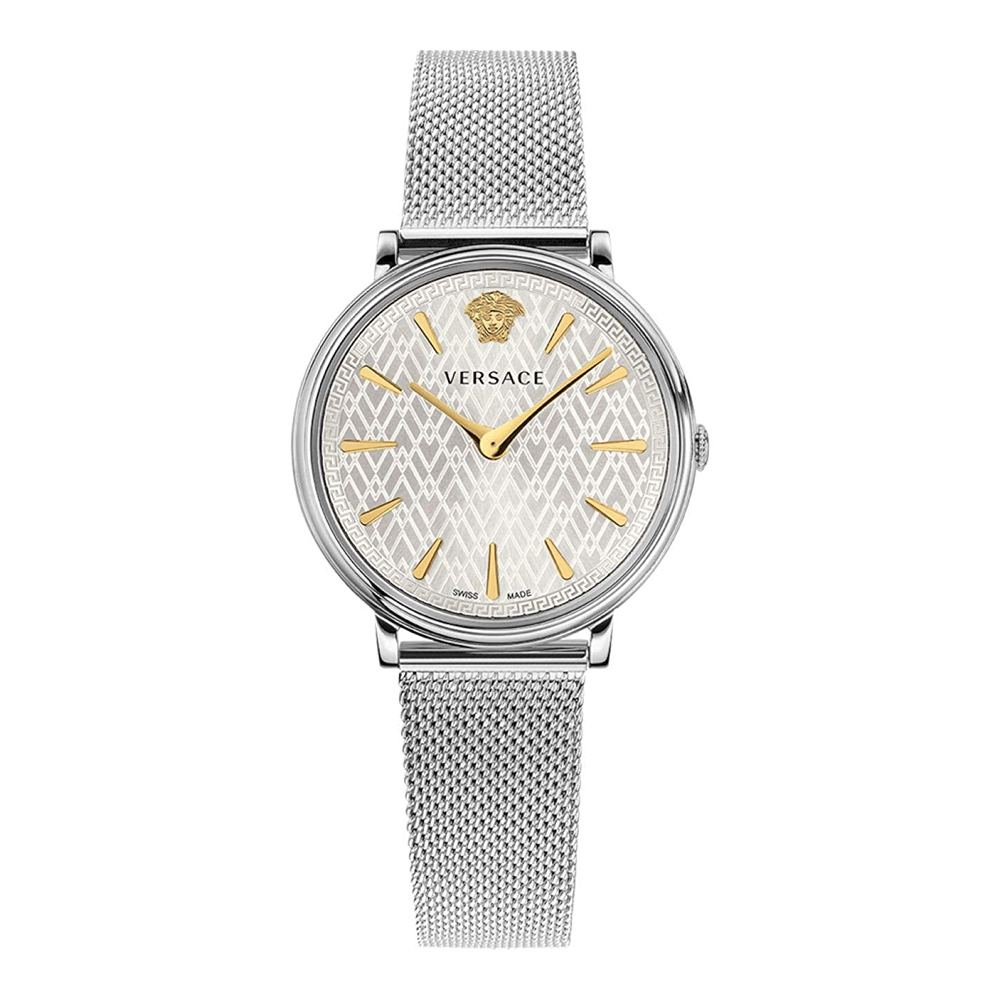 Versace VE8100519 V-Circle Ladies Watch