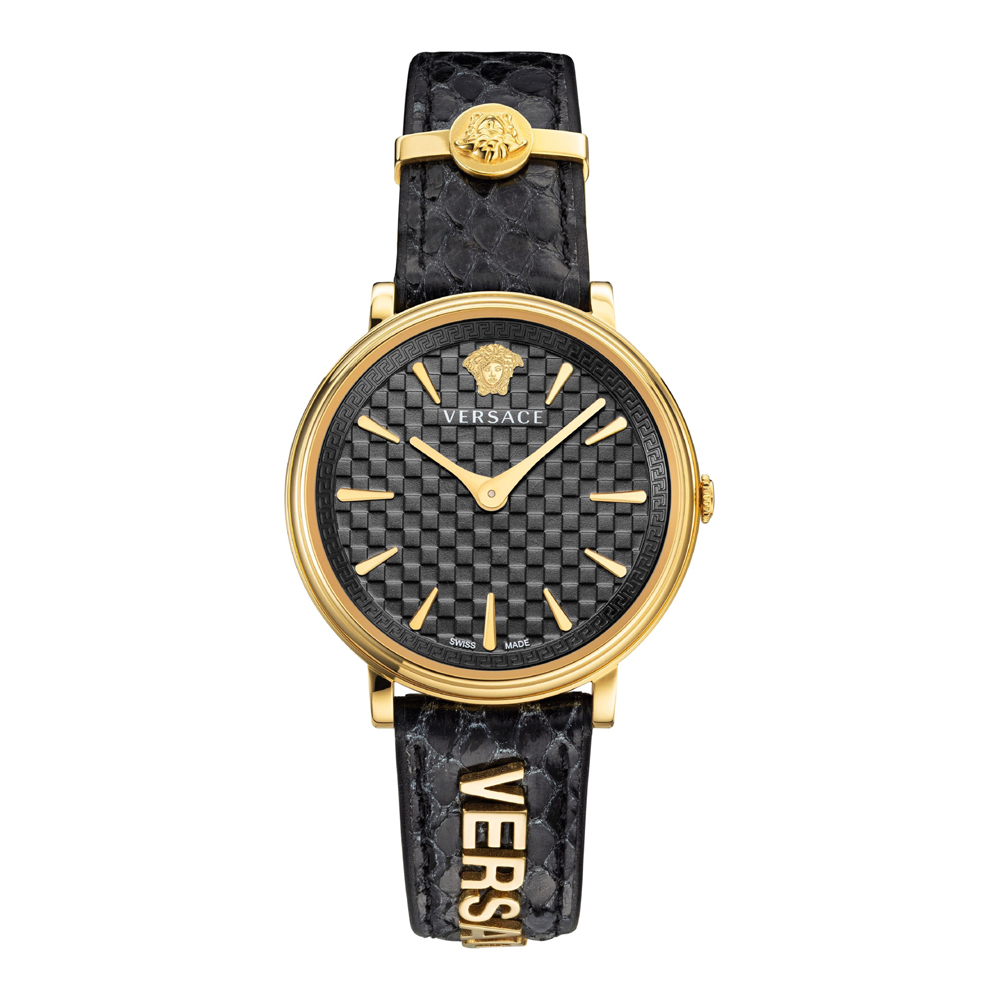 Versace VE8101019 V-Circle Ladies Watch