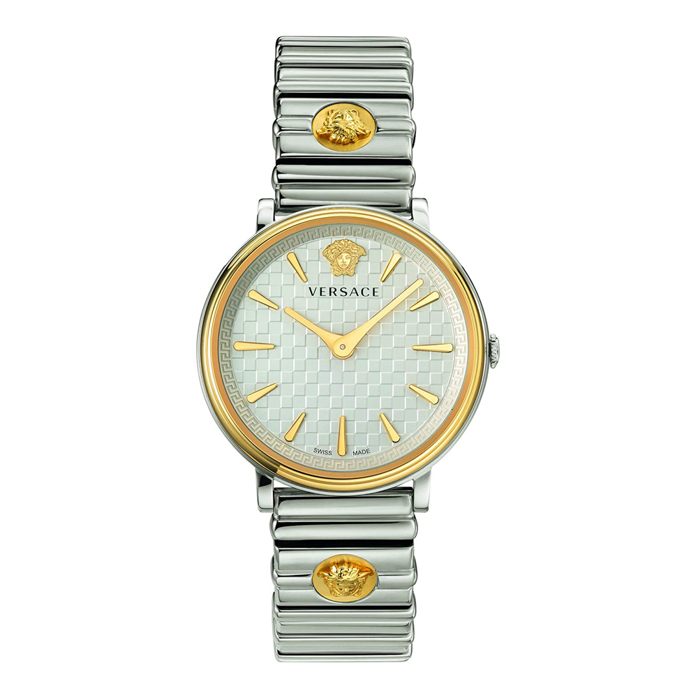 Versace VE8101419 V-Circle Ladies Watch