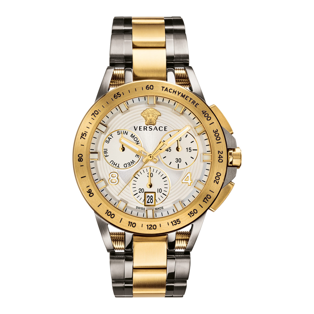 Versace VERB00718 Sport Tech Mens Watch Chronograph
