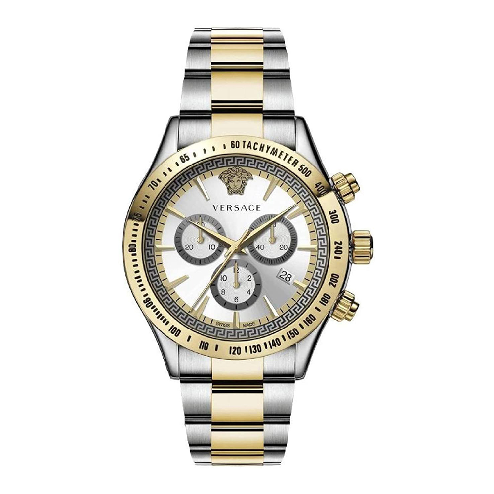 Versace VEV700519 Sporty Mens Watch Chronograph