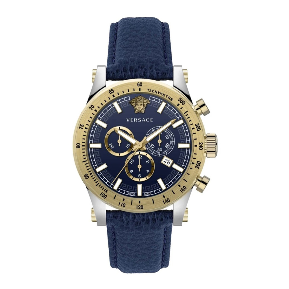 Versace VEV800219 Sporty Mens Watch Chronograph