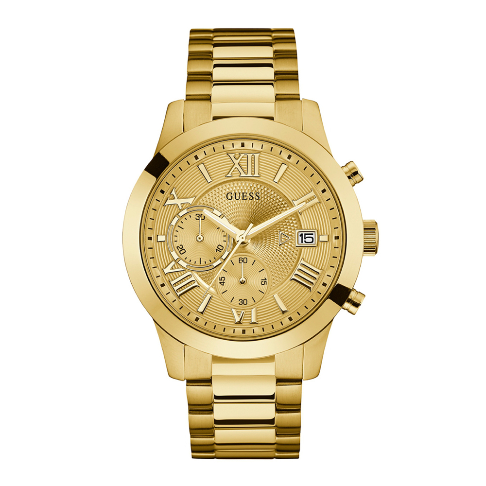 Guess Atlas W0668G4 Mens Watch Chronograph
