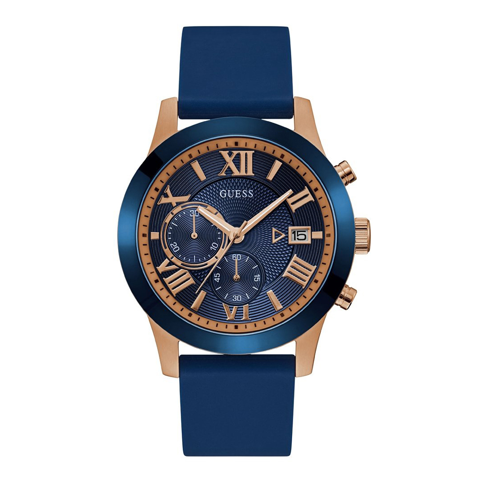 Guess Atlas W1055G2 Mens Watch Chronograph