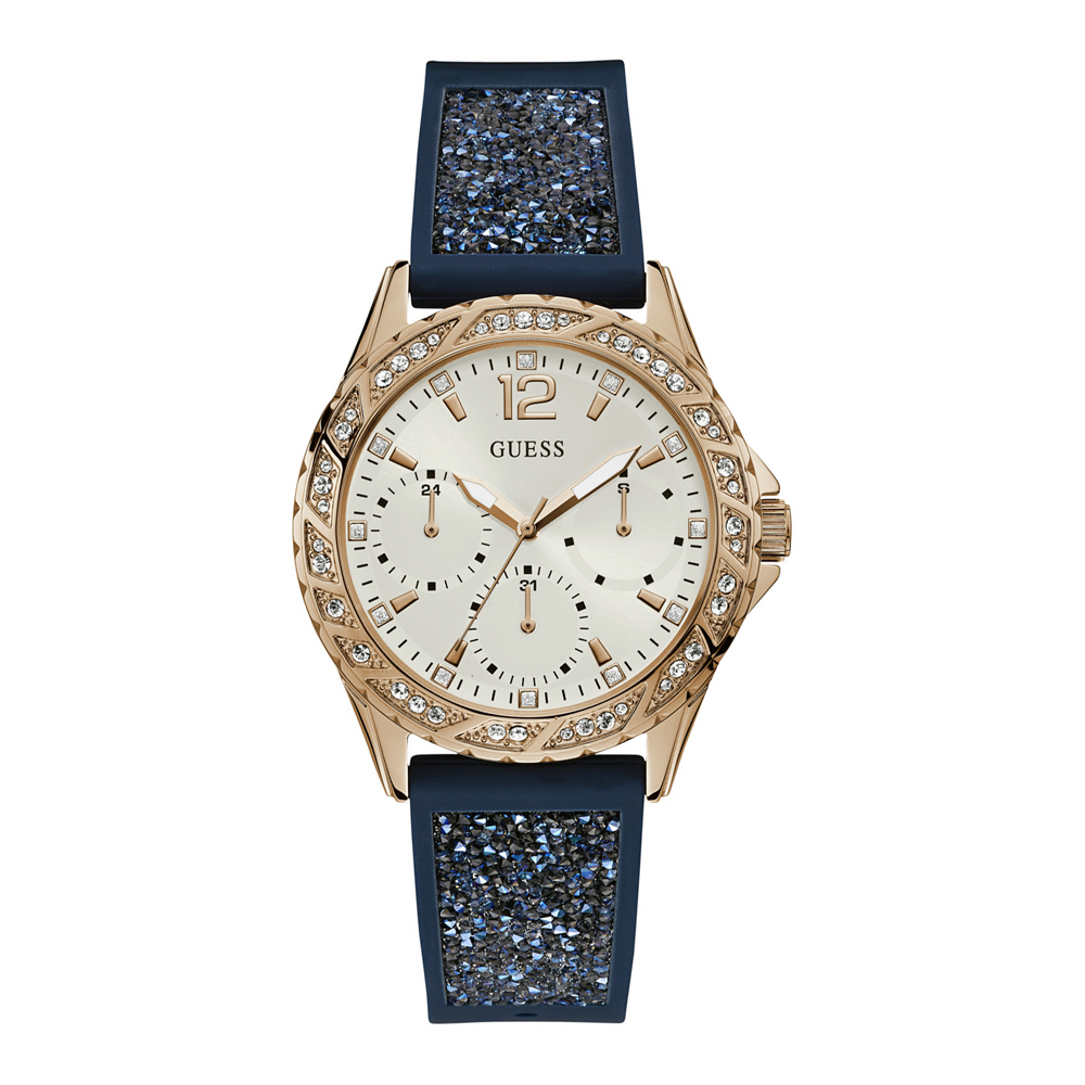 Guess Swirl W1096L4 Ladies Watch