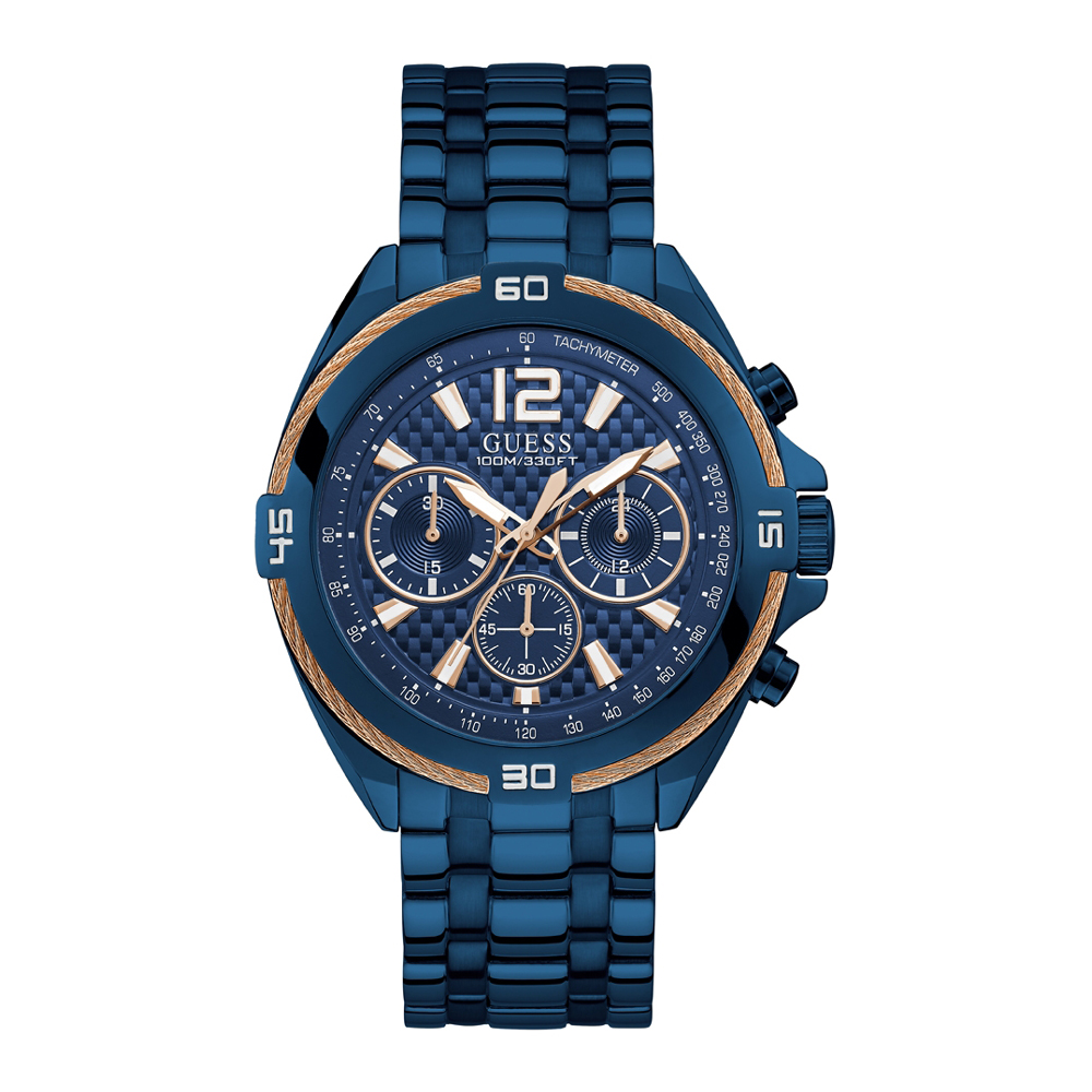 Guess Surge W1258G3 Herrenuhr Chronograph
